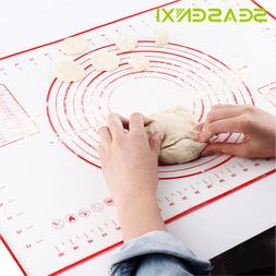 Silicone <font><b>Baking</b></font> Mats Sheet Pizza Dough N