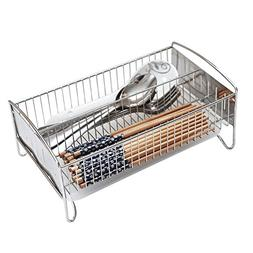 Stainless Steel Cutlery Holder Utensil Holder Drying Rack Ki