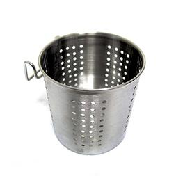 Stainless Steel Perforated Hook Cylinder For Flatware Cutler