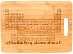 STEM Gifts I Cook Meals Periodically Nerdy Gag Gift Science