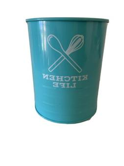 turquoise 7 inch holder kitchen life accessories