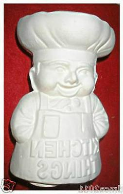 U Paint Cool Kitchen Chef Utility Holder for utensils