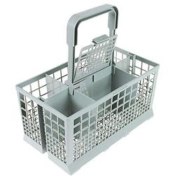 Qualtex Universal Dishwasher Cutlery Silverware Basket Holde
