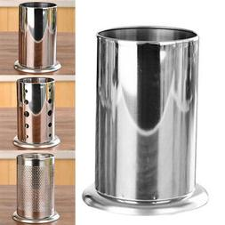 US~ Exquisite Stainless Steel Cooking Tool Organizer Kitchen