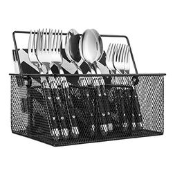 IDEAL TRADITIONS Kitchen Utensil Holder Silverware Condiment