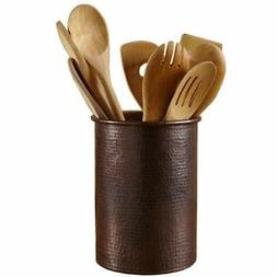 - Utensil Organizers Copper Spatula/Utensil Holder, 7 Inch B