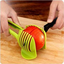 Best Utensils Tomato Slicer Lemon Cutter Multipurpose Handhe