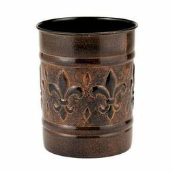 versailles antique copper kitchen caddy