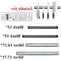 Wall-Mount Magnetic Knife Storage Holder Chef Rack Strip Ute