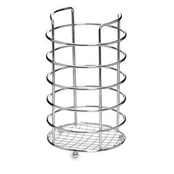 YBM Home Chrome Utensil Rack. Kitchen Utensil Holder, Caddy